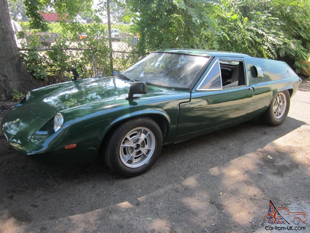Lotus Europa Series 1B RARE classic vintage sports car