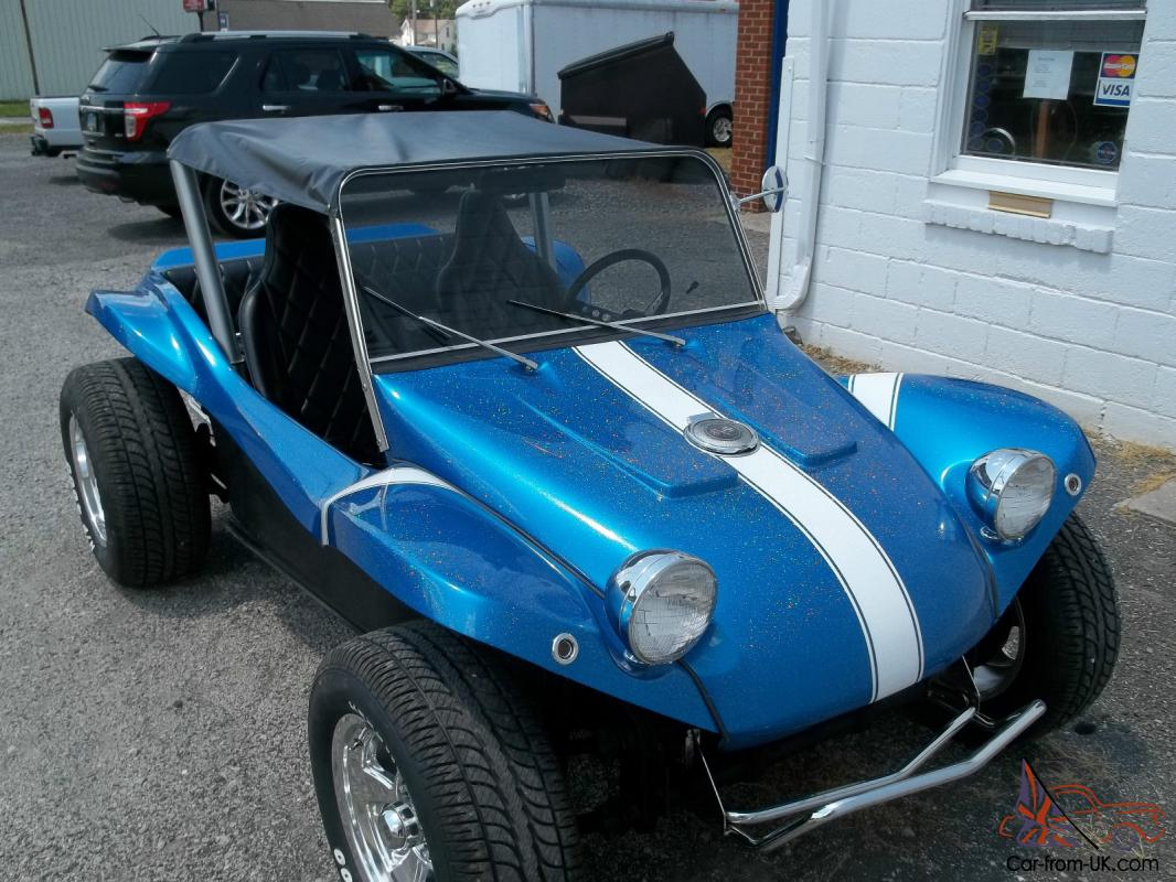 GORGEOUS 1968 VW VOLKSWAGEN STREET LEGAL DUNE BUGGY