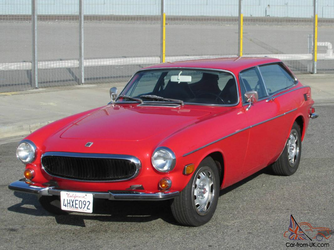 1973 volvo p1800 es manual red restored 1800 es estate. Black Bedroom Furniture Sets. Home Design Ideas