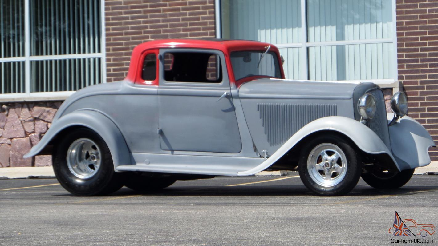 1933 plymouth coupe street rod 340 built ready for for 1933 dodge 5 window coupe