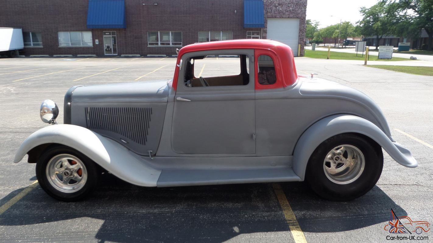 1933 plymouth coupe street rod 340 built ready for for 1933 plymouth 5 window coupe
