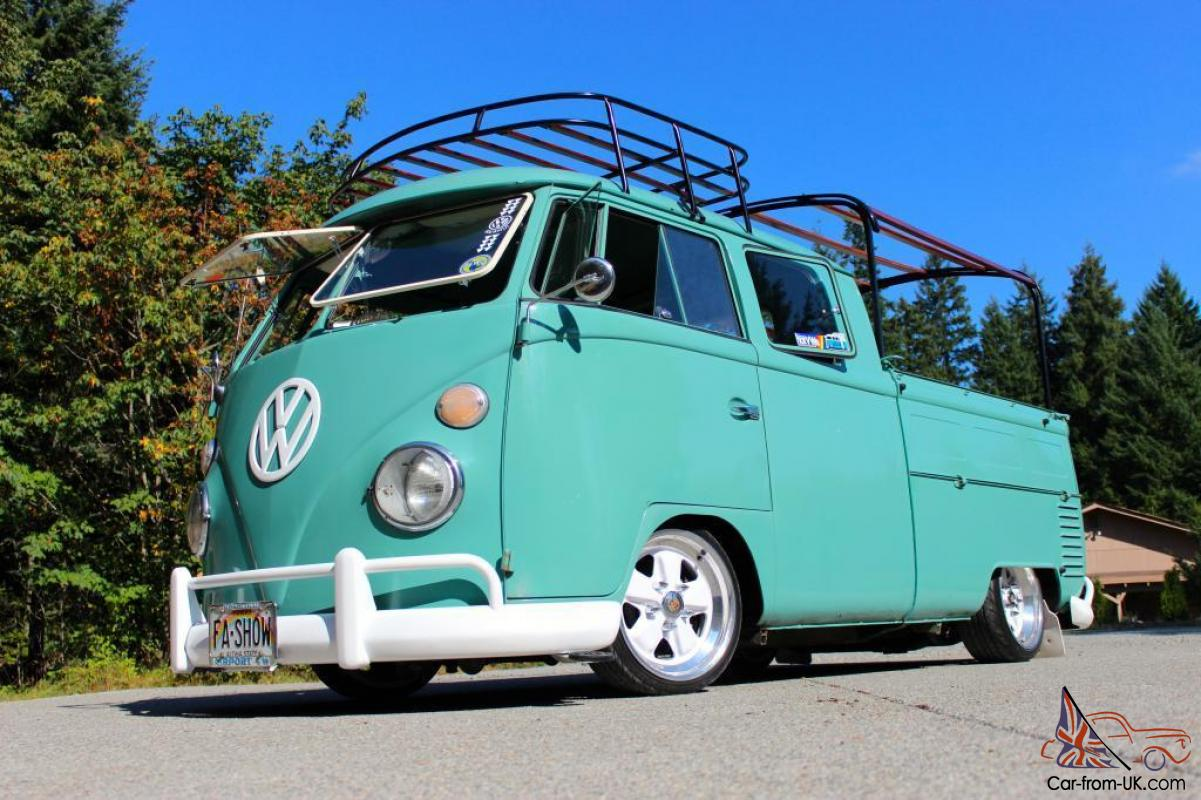 Clear Lake VW >> 1963 Volkswagen Double Cab Bus !!!!!NO RESERVE!!!!!