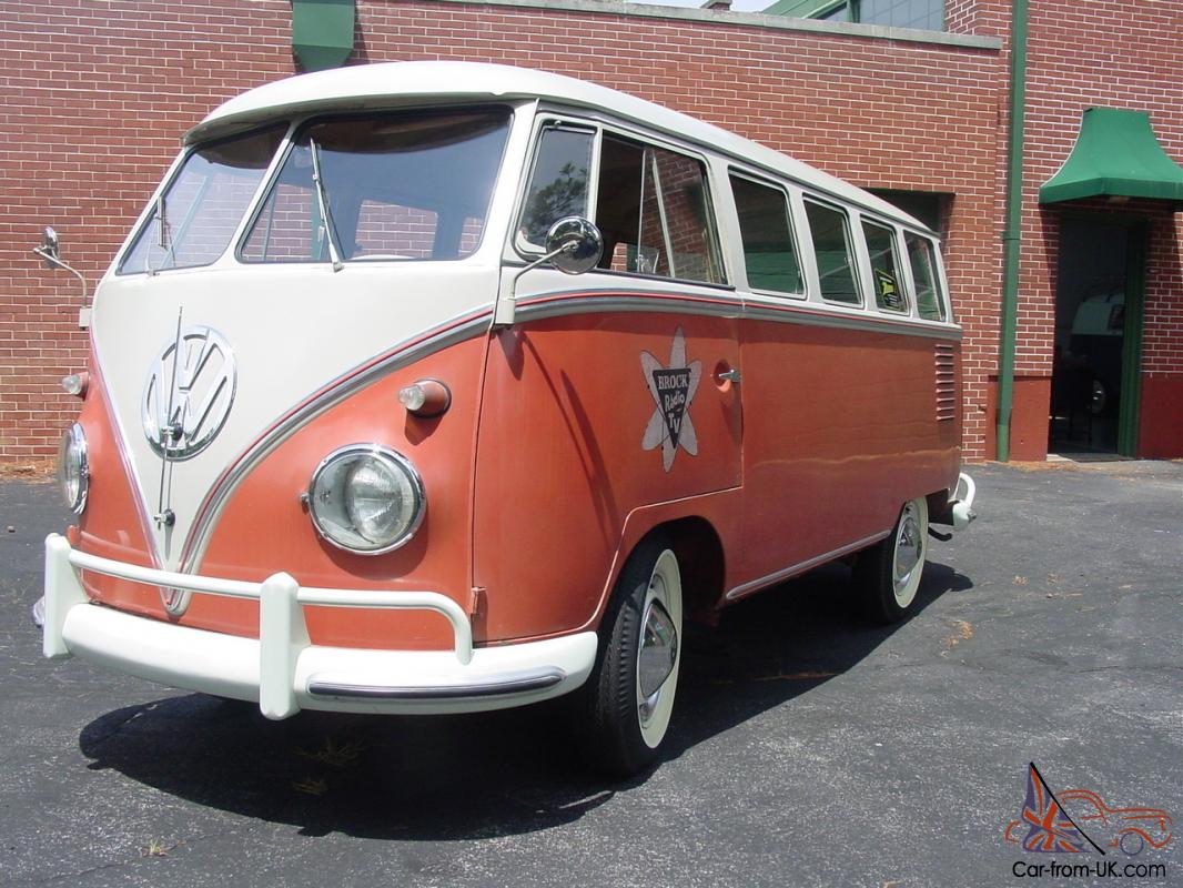 1960 15 window deluxe vw volkswagen logo bus mostly for 14 window vw bus