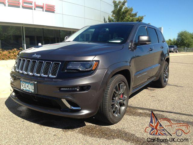 2014 jeep grand cherokee srt awd one owner low miles. Black Bedroom Furniture Sets. Home Design Ideas