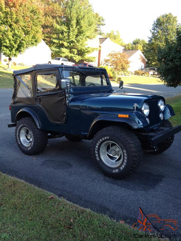 Cool 1972 Jeep Cj5 Base Sport Utility 2 Door 5 0L Wiring Cloud Peadfoxcilixyz