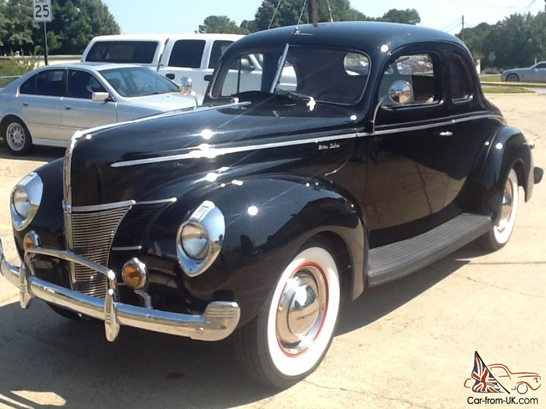 1940 Ford Deluxe 2 dr. Sedan for sale Images - Frompo