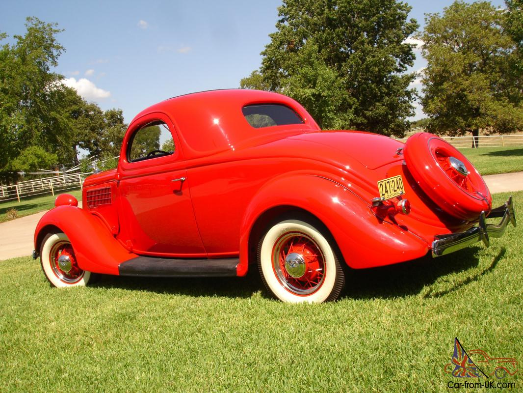 1935 ford deluxe three window coupe for 1935 3 window coupe