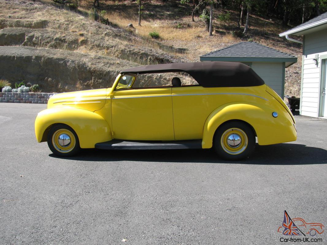 1939 ford deluxe custom 2 door sedan convertible street rod for 1939 ford 2 door sedan for sale