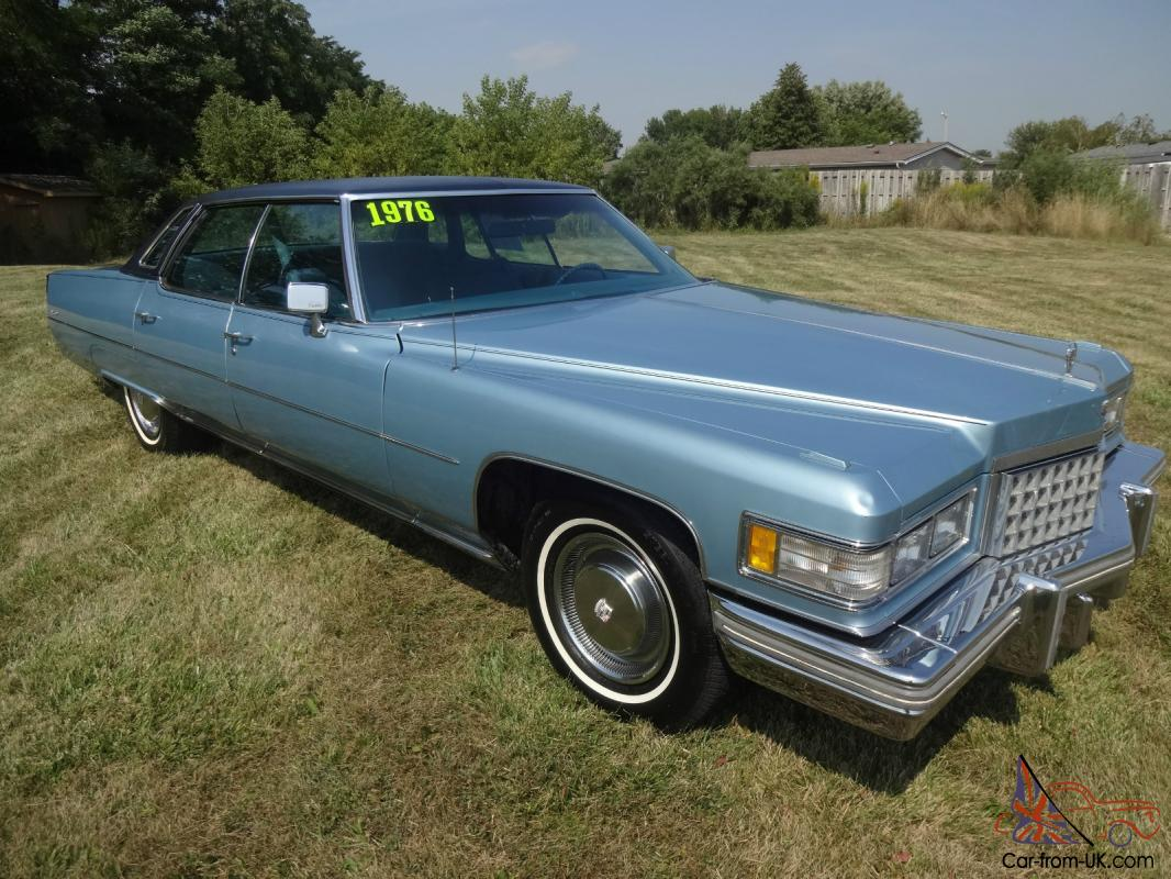 1976 cadillac sedan deville for sale. Cars Review. Best American Auto & Cars Review