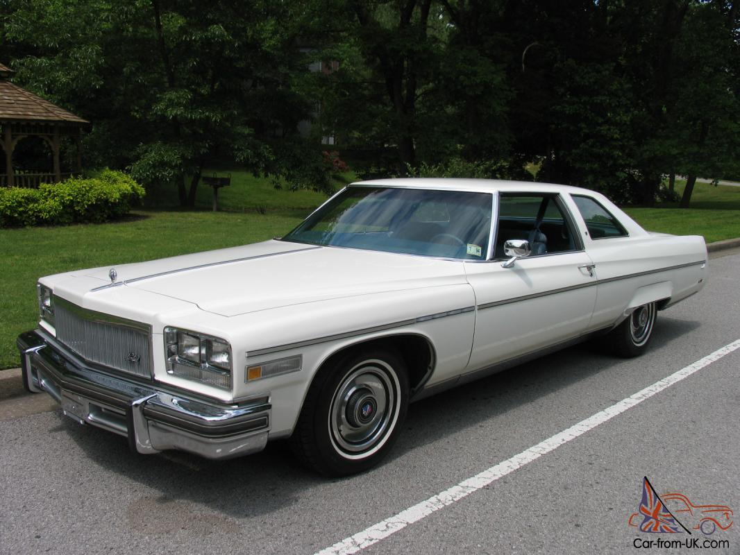 Buick 1976 electra limited 42000 mile original 1 owner for Motor mile auto sales