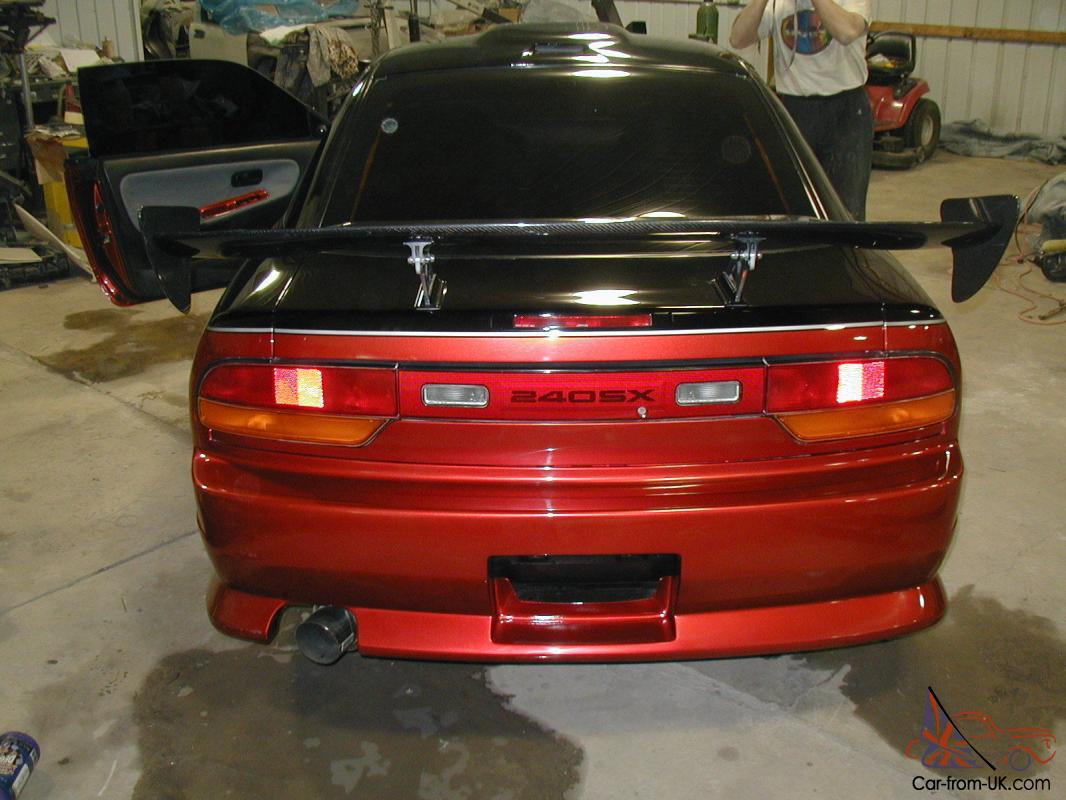 1989 Nissan 240 Sx Custom Ground Up Restoration Set Up To