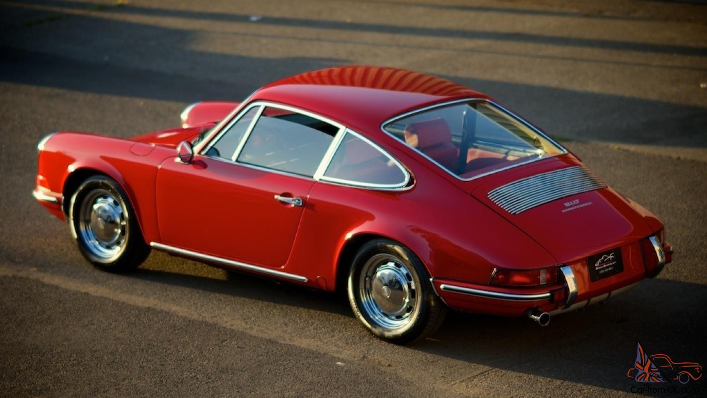 1969 Porsche 911e Sportomatic Related Infomation
