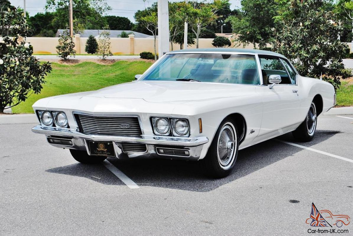 1 family owned just 61 791 miles 1971 buick riviera mid west car 1 repaint sweet. Black Bedroom Furniture Sets. Home Design Ideas