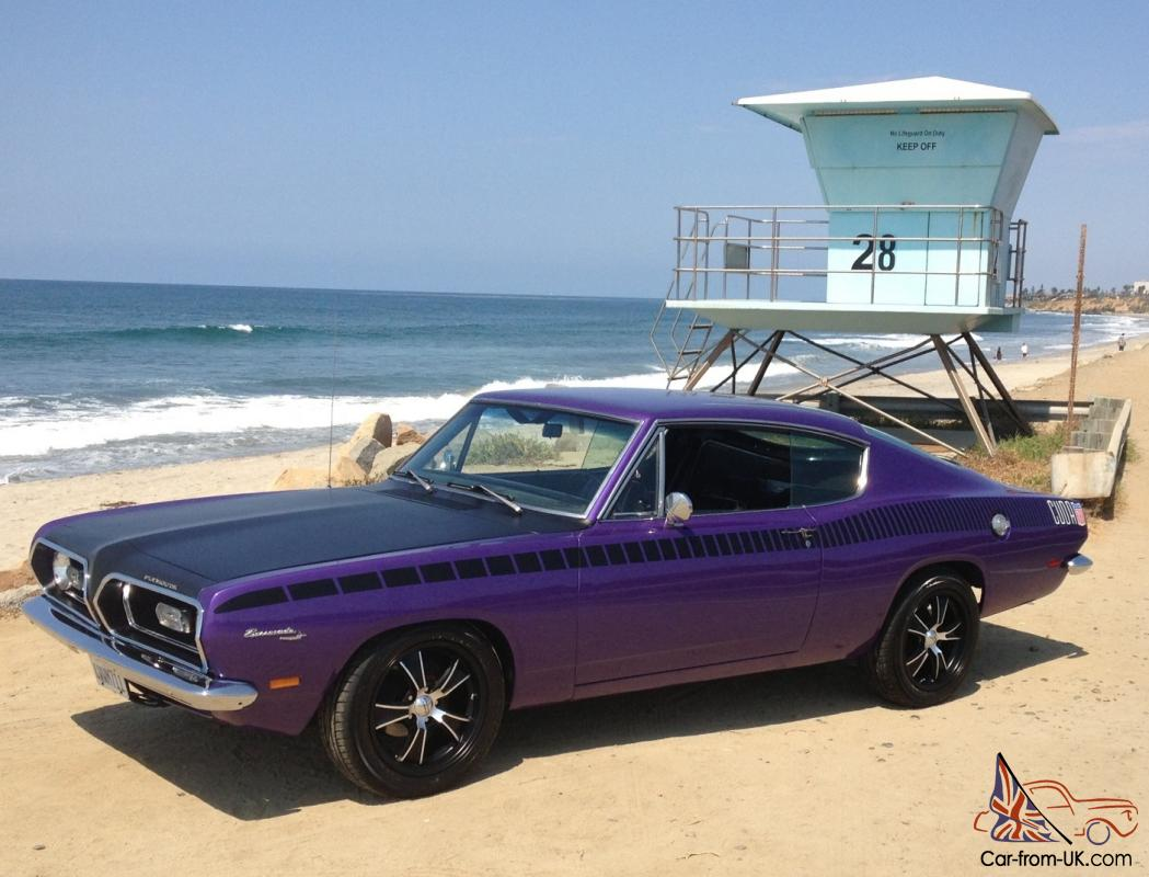 Mopar Muscle Cars For Sale In California