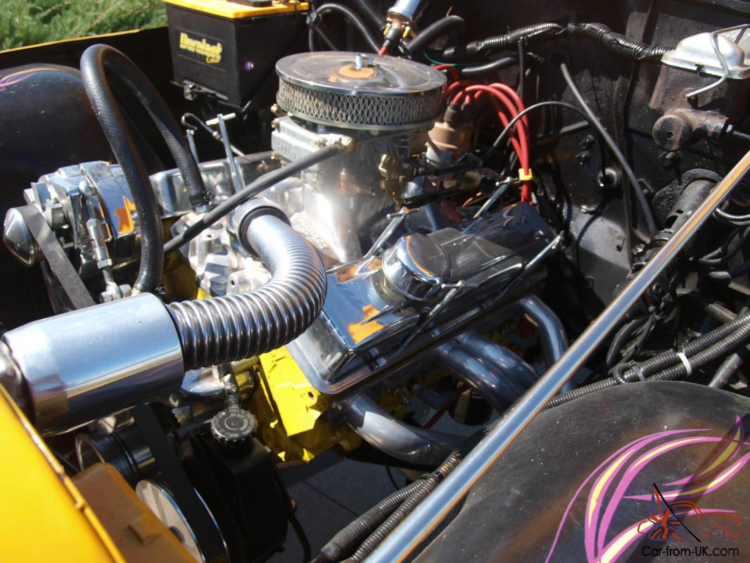 1980 Jeep Cj7 Full Custom Chevy Engine Lost Of New Parts