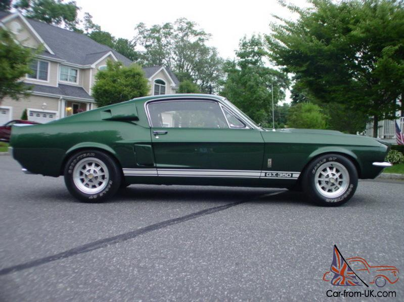 1967 ford mustang shelby 350 gt. Black Bedroom Furniture Sets. Home Design Ideas