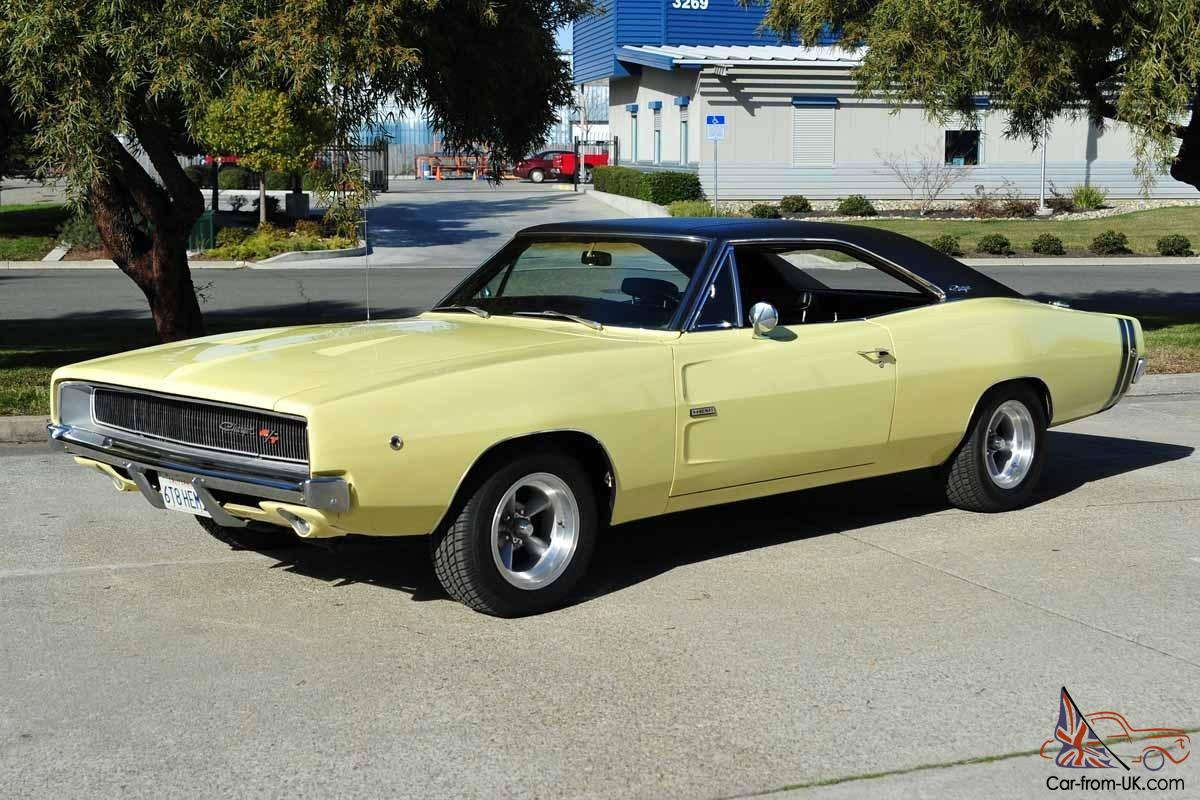68 Charger Rt Hemi Best Electronic 2018