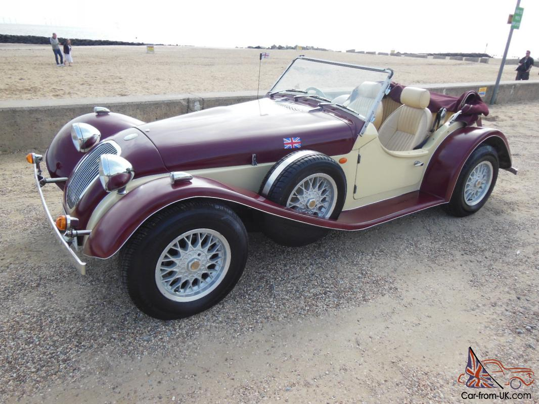 CLASSIC MORGAN STYLE MERLIN KIT CAR FORD BASED 2 LITRE PINTO