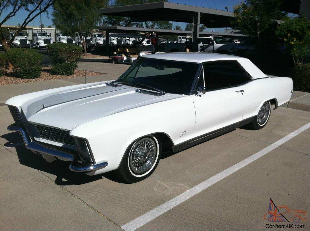 1965 buick riviera. Cars Review. Best American Auto & Cars Review