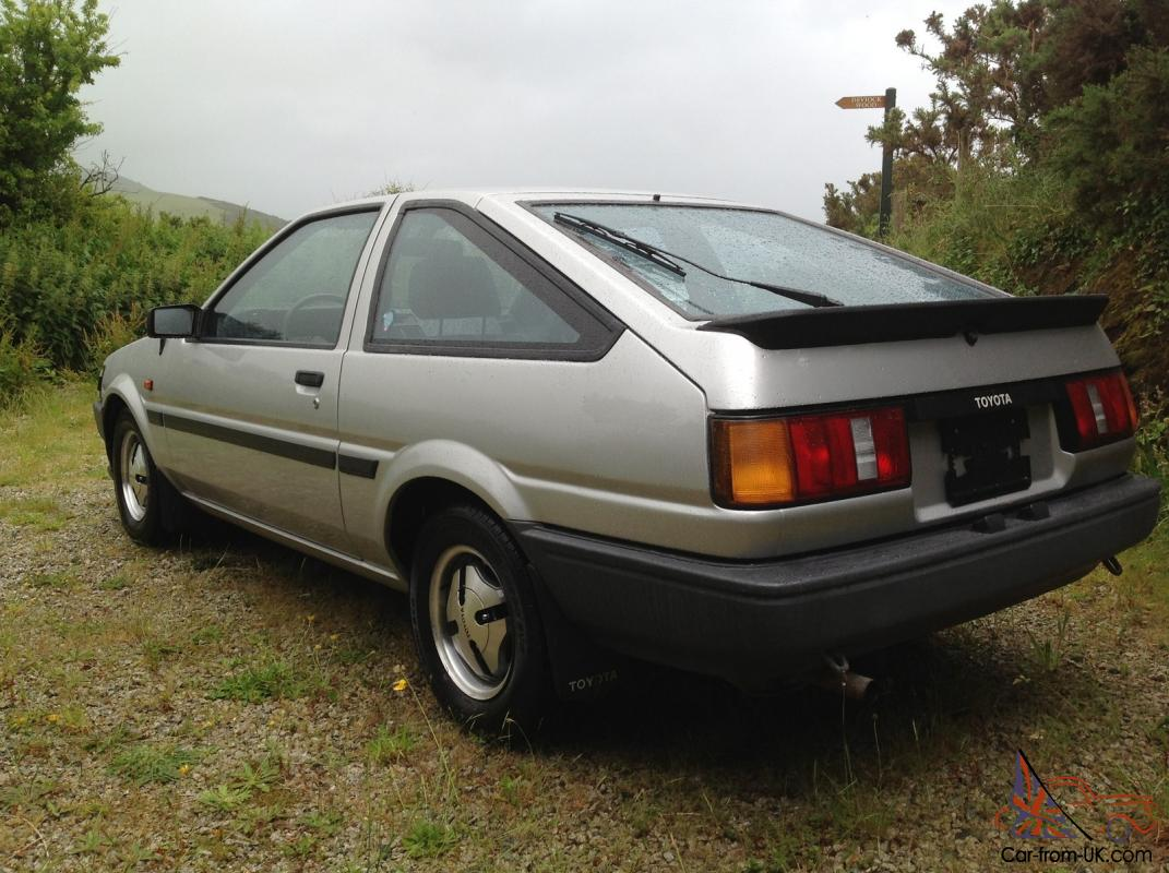 1983 toyota ae86 trueno for sale autos post. Black Bedroom Furniture Sets. Home Design Ideas