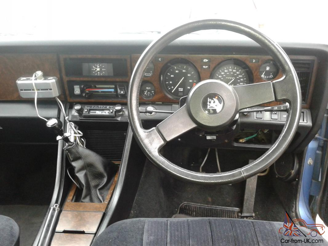 List Of Synonyms And Antonyms Of The Word Vauxhall 1978 Interior