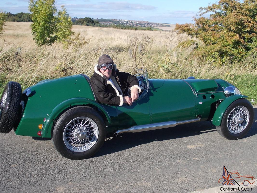 Moss Kit Car For Sale