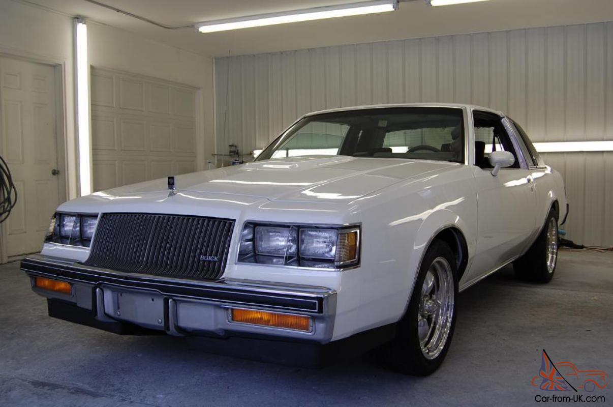 1987 buick regal turbo t like buick grand national