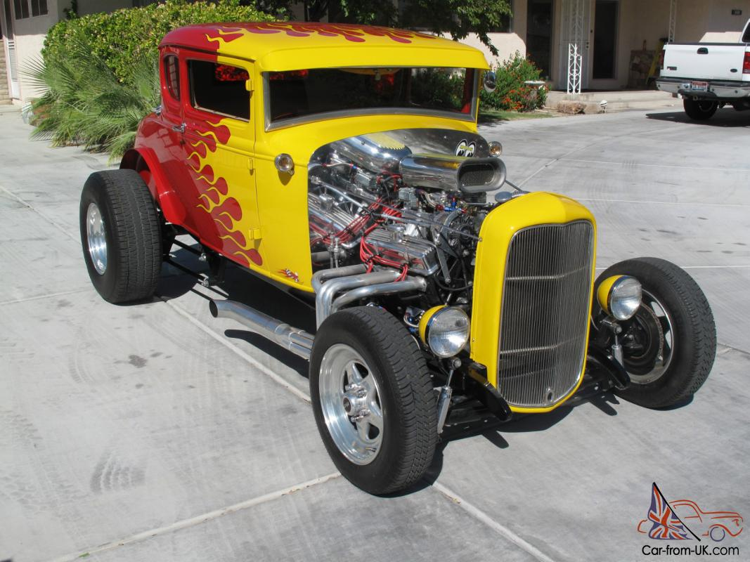 1931 ford 5 window coupe hotrod hot rod for 1931 ford 5 window coupe hot rod
