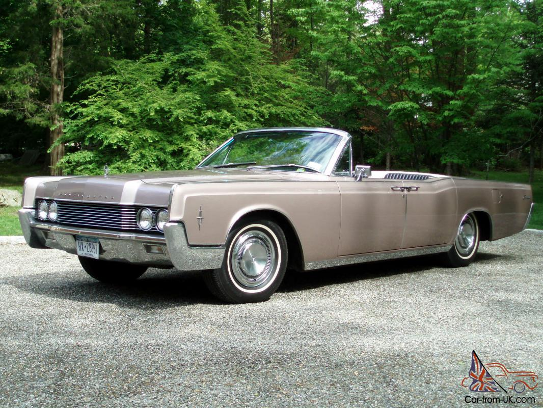 1966 lincoln continental convertible 48 434 miles. Black Bedroom Furniture Sets. Home Design Ideas