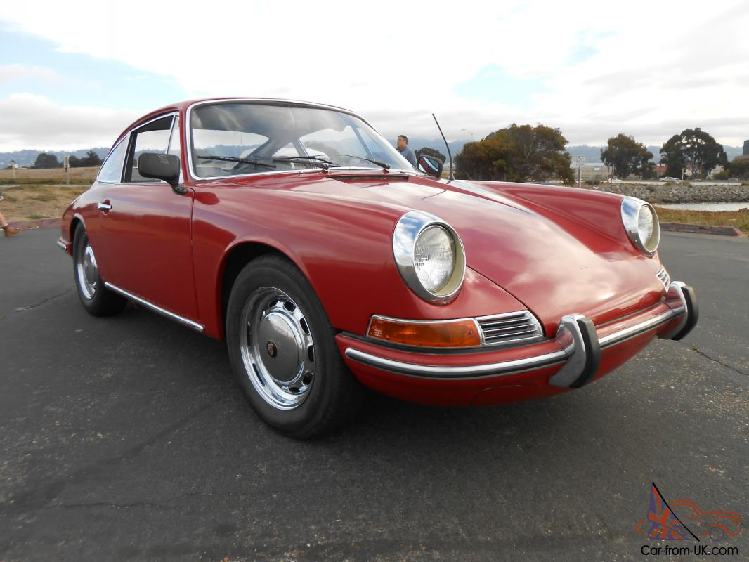 1968 porsche 912 california dream machine go back in time. Black Bedroom Furniture Sets. Home Design Ideas
