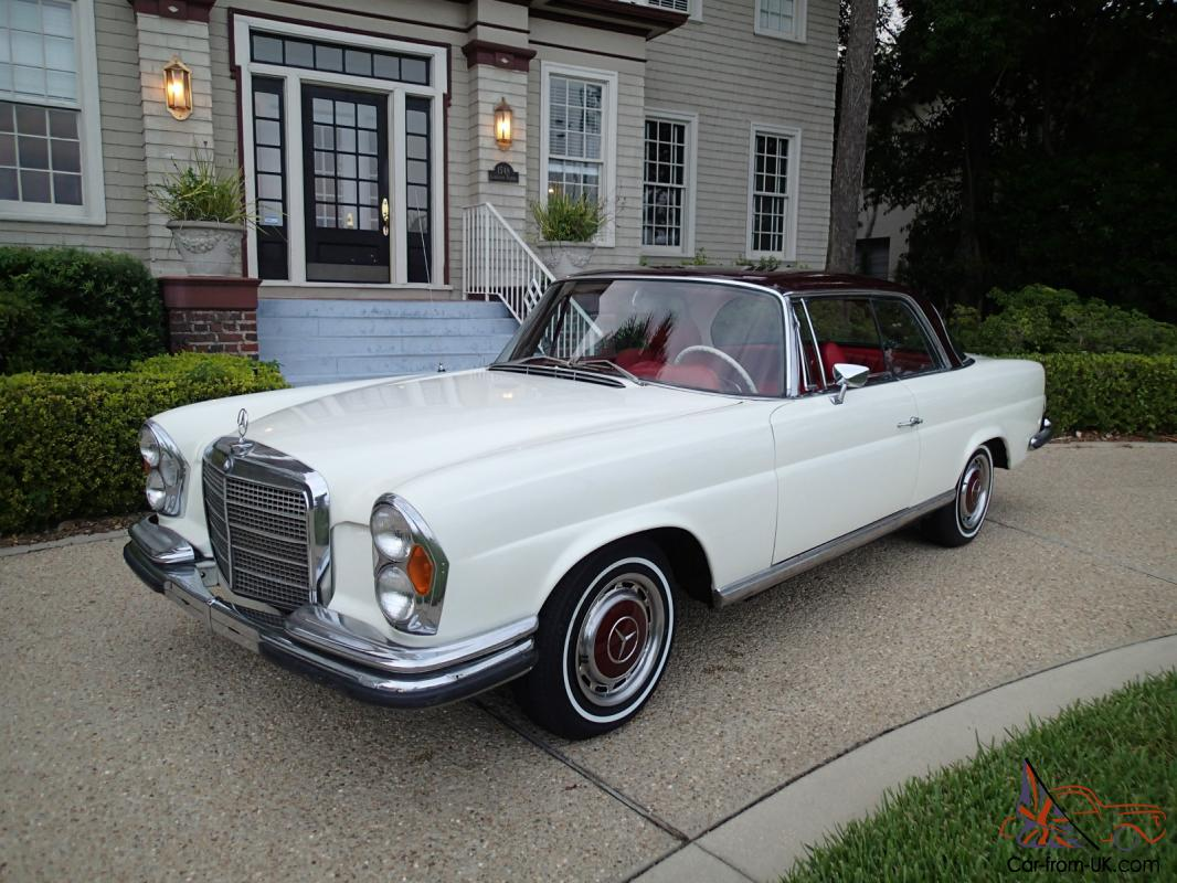 1970 mercedes benz 280se coupe low grill show stopper w111 for 1970 mercedes benz 280se