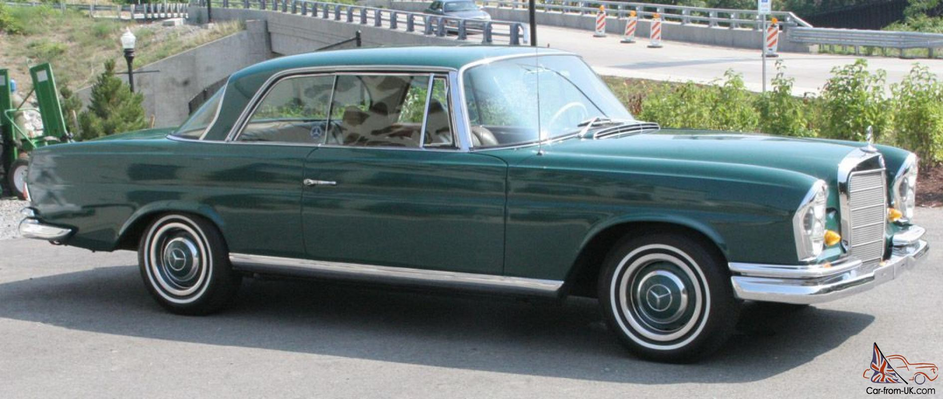 1966 mercedes benz 250se coupe 63 422 original miles great for 1966 mercedes benz for sale