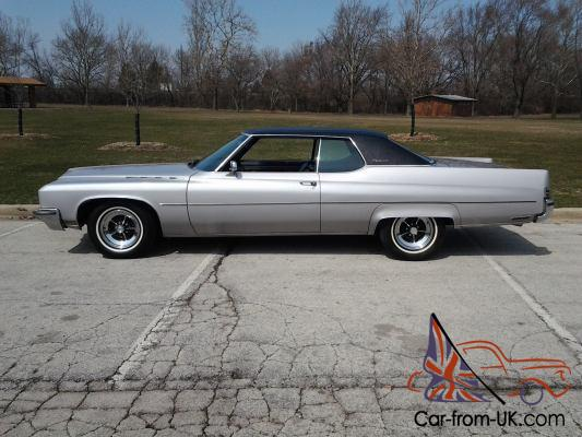 1972 Buick Electra 225 75L Coupe
