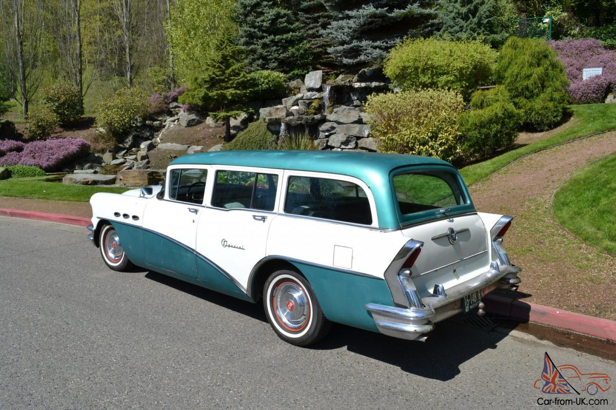1956 buick special wagon ready to drive no reserve. Black Bedroom Furniture Sets. Home Design Ideas