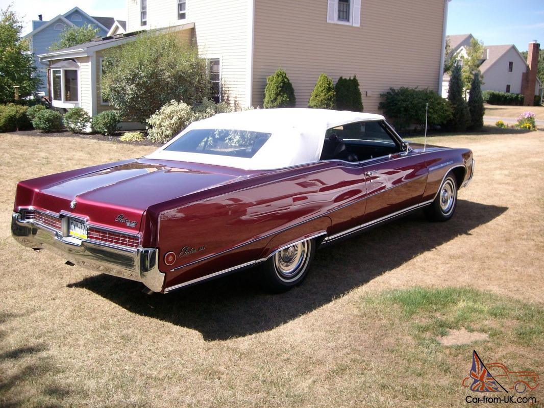1969 Buick Electra 225 Convertible For Sale | Apps Directories
