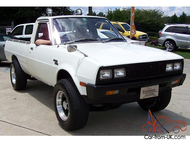 ultra rare right hand drive 4x4 4spd 4cyl 4wd import dodge ram 50 sis n showroom. Black Bedroom Furniture Sets. Home Design Ideas