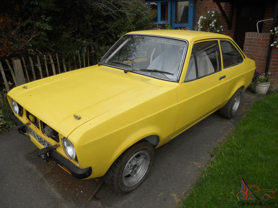 Ford Escort Mk2 2Door 2.0 Pinto Road Rally Car,5speed, Atlas4.6 LSD,