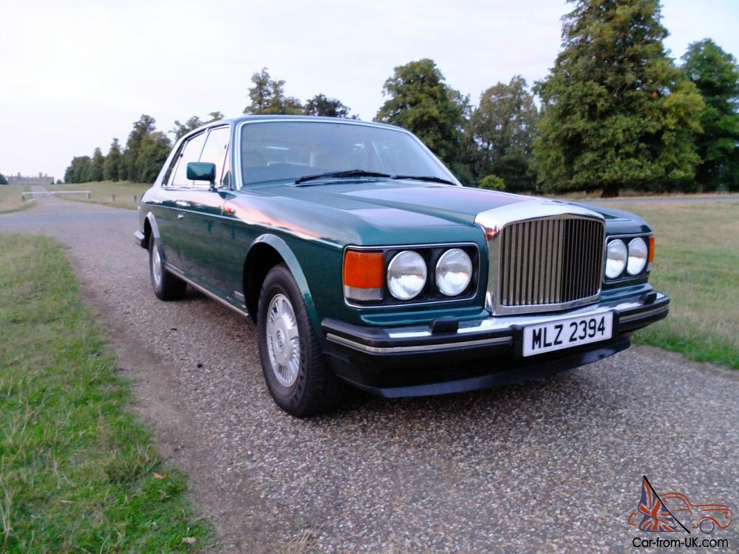 Bentley Mulsanne S Style Eight V8 With 61600mls Last Owner