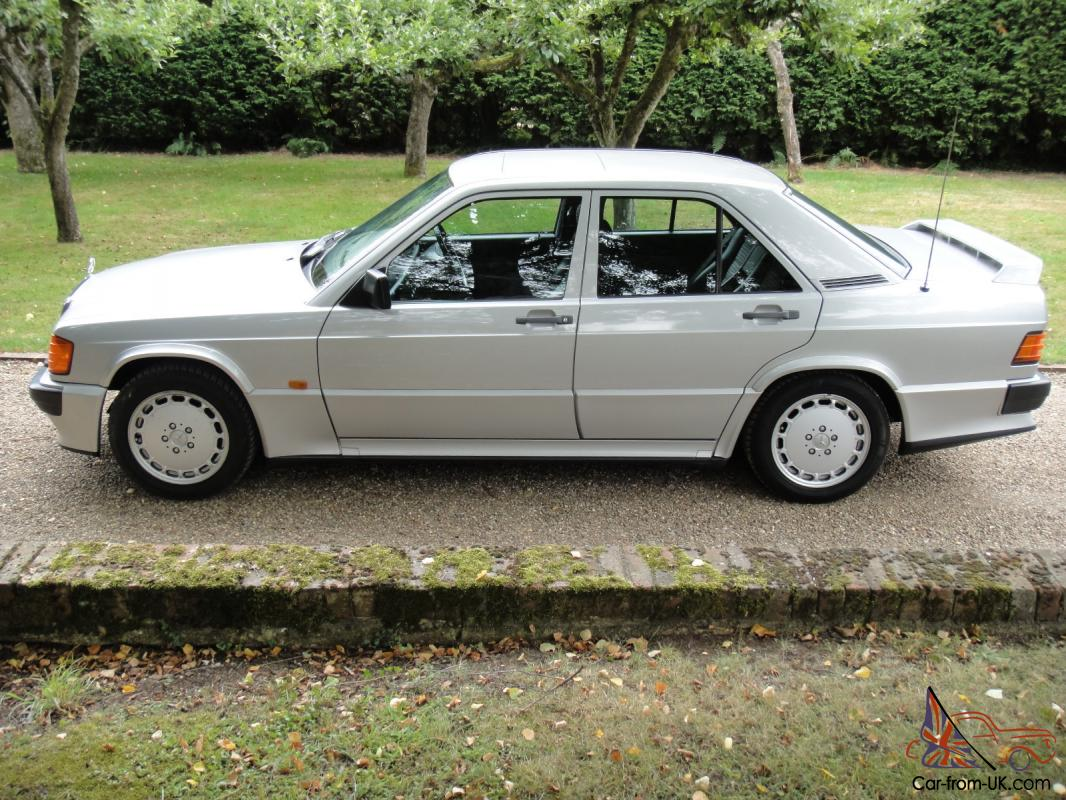 1989 Mercedes Benz 190e 2 5 16 Cosworth Dogleg Manual