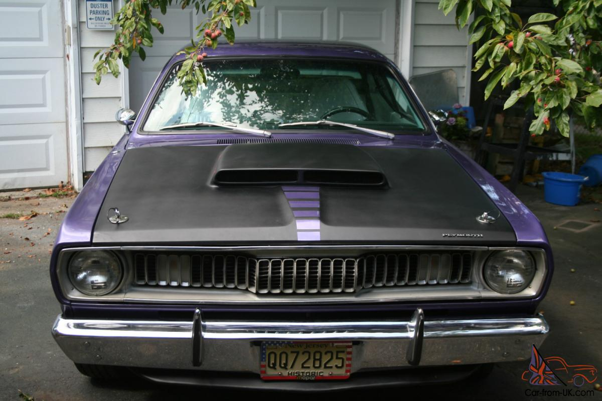 1970 Plymouth Duster 360six Pack