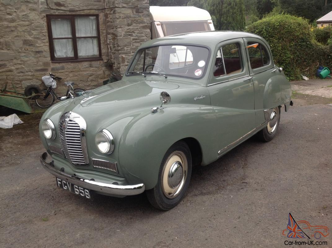 Toyota Of Somerset >> Austin A40 Somerset 1953 classic vintage