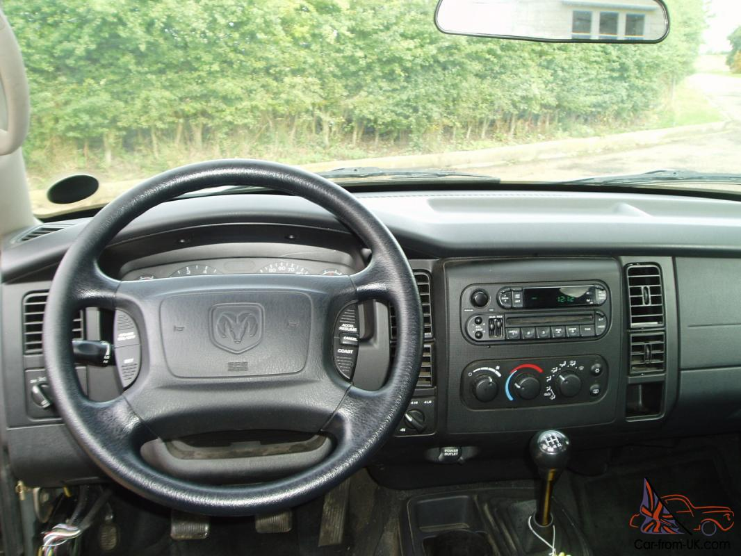 manual dodge dakota for sale