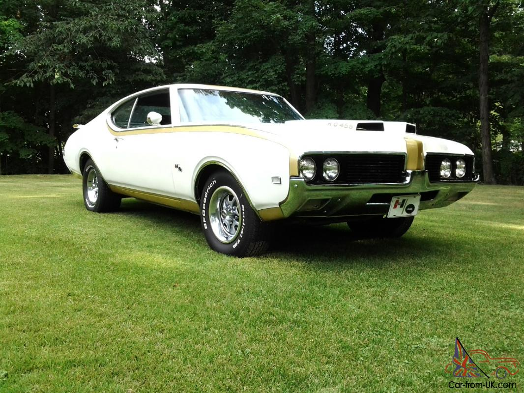 1969 Oldsmobile Cutlass Classic Cars for Sale