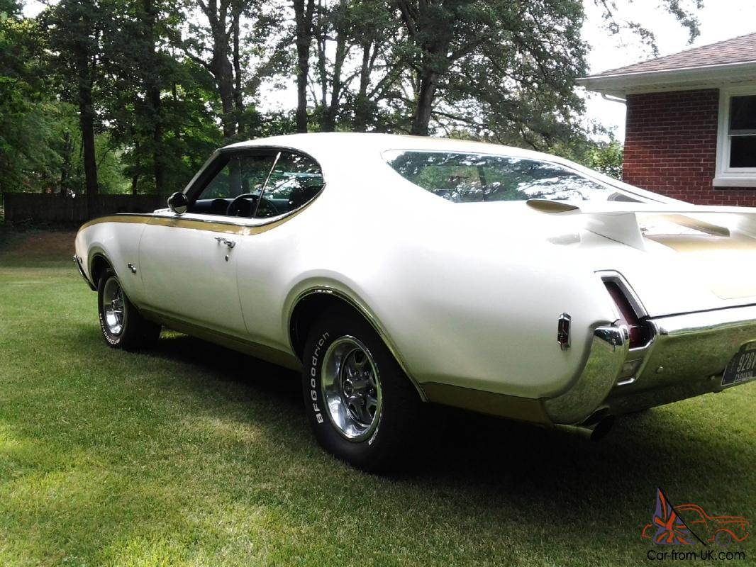1969 Olds 442 Hurst Olds clone