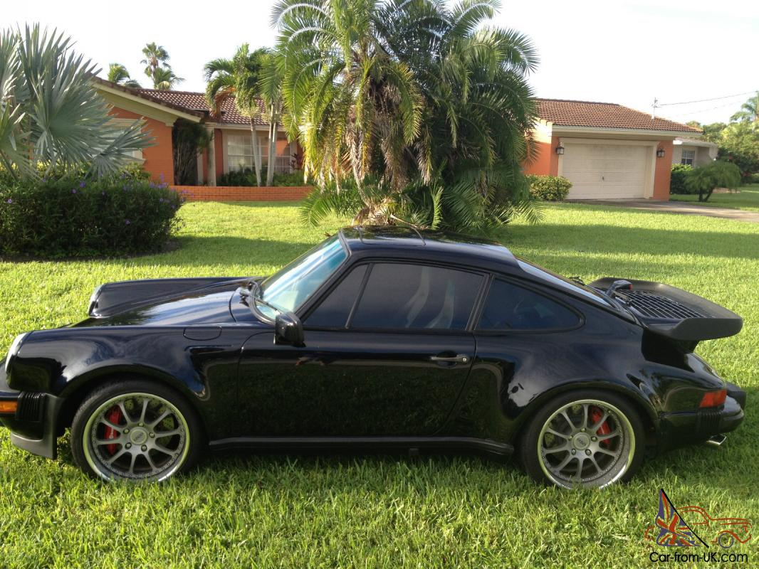 Porsche Fort Myers >> 930 Wide Body 911 Turbo 1986 ONE OF A KIND