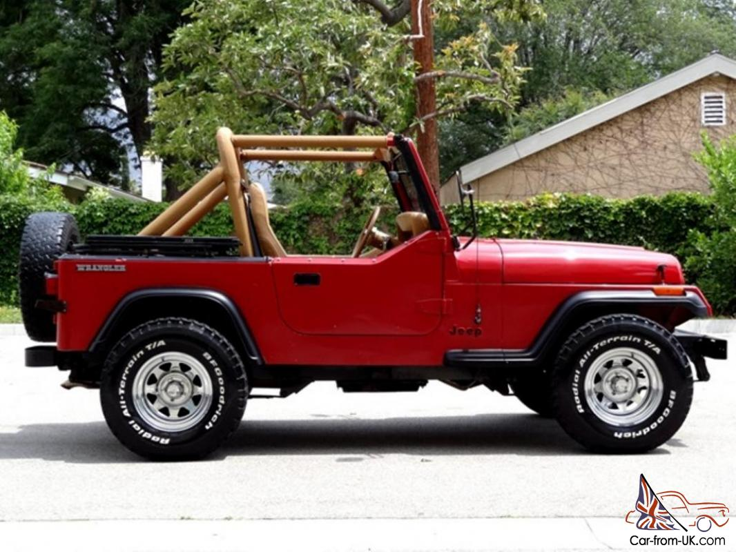 1987 jeep pictures to pin on pinterest