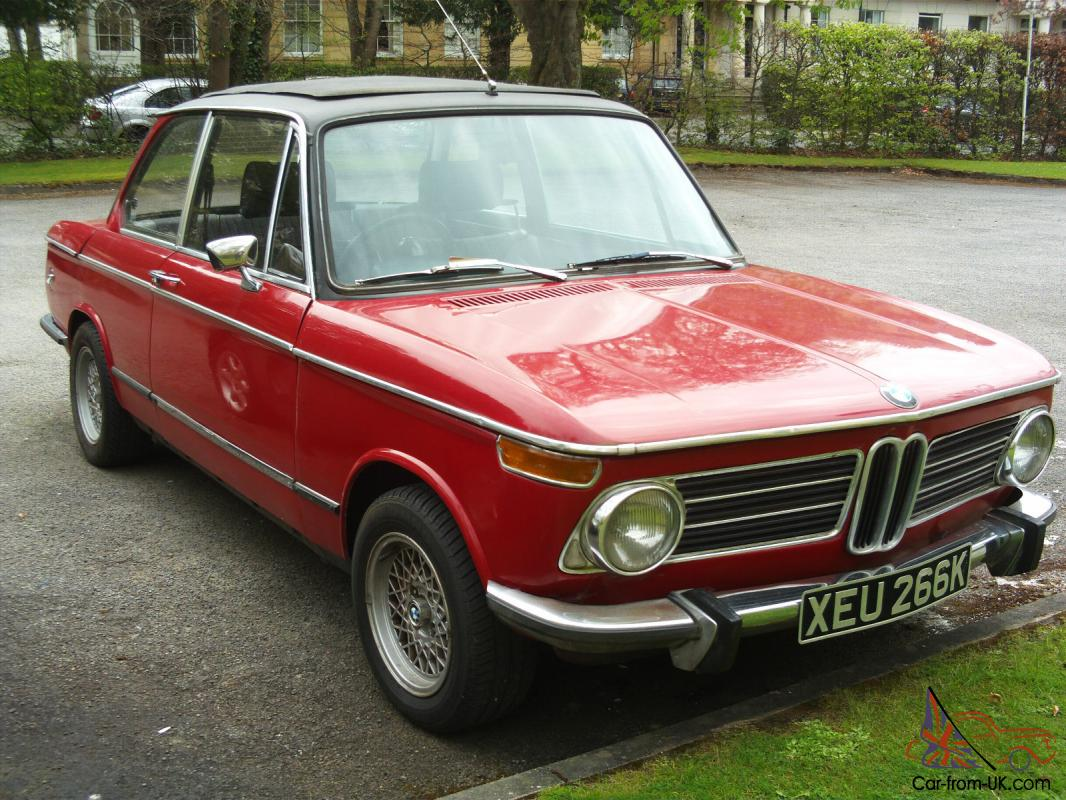 bmw 2002 tii 1972 in good condition. Black Bedroom Furniture Sets. Home Design Ideas