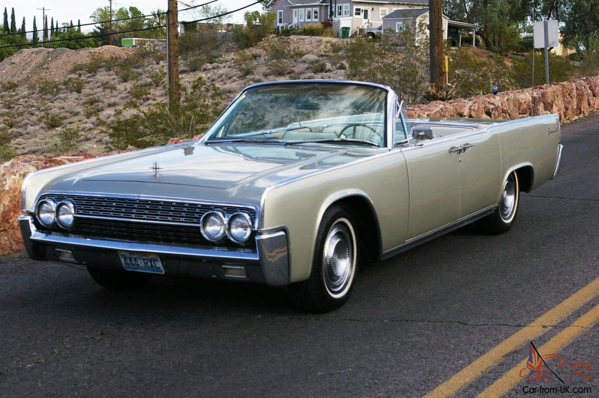 1962 lincoln continental convertible. Black Bedroom Furniture Sets. Home Design Ideas