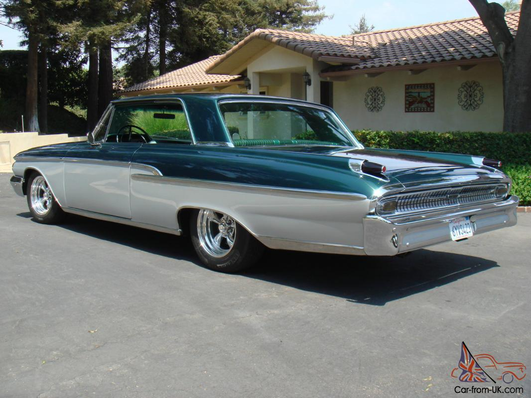 1962 mercury monterey s55 mercury s version of the famed ford galaxie