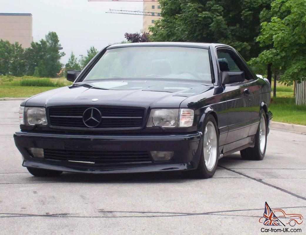 560 sec amg for Mercedes benz 560 sec amg for sale